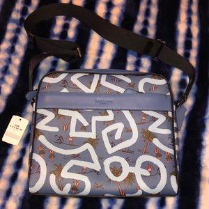 Coach x Keith Haring big crossbody 🌴